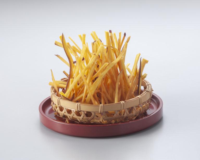 カリカリ食感が楽しめる千切りさつまいもの切り方とレシピ3選