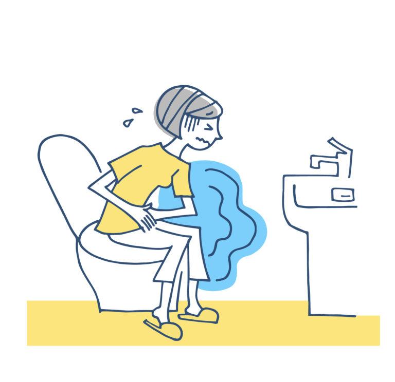 下痢のときにさつまいもは食べちゃダメ!その真相と下痢になりにくい腸づくり