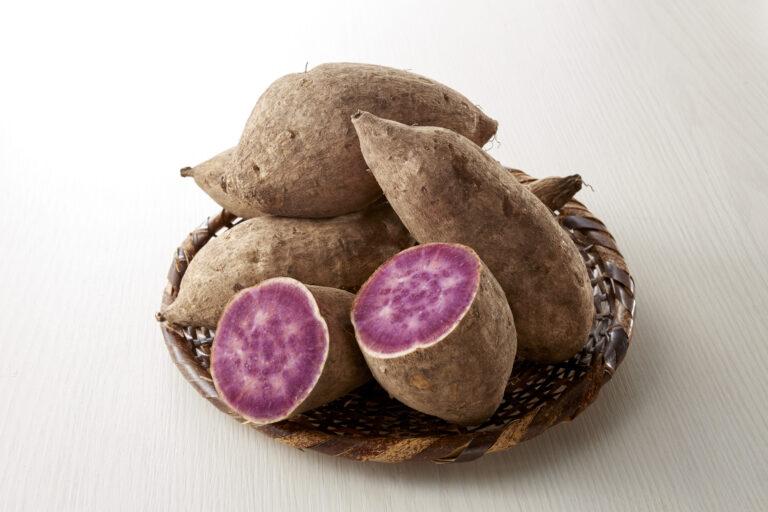 【紫色のさつまいも】気になる味や栄養価は?おすすめレシピもご紹介!